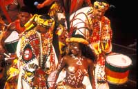 Caribbean/Mexican/South American Music & Dance